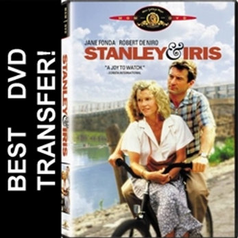 Stanley And Iris DVD 1989