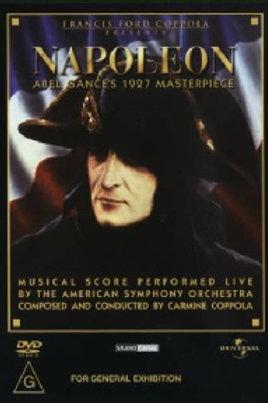 Napoleon 1927 DVD