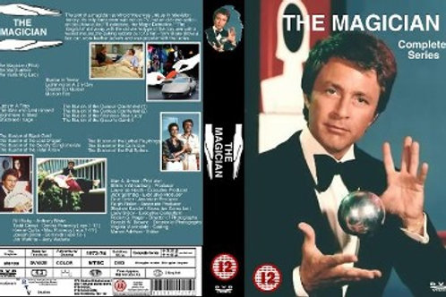 The Magician Complete Series on 11 DVD's