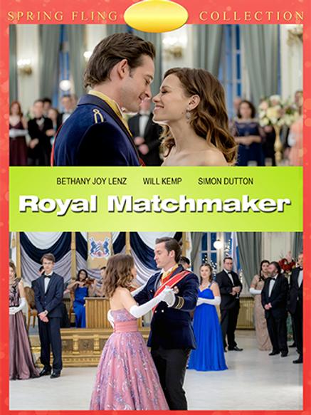 Royal Matchmaker (2018) DVD