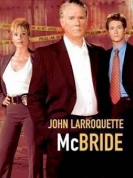 McBride Mystery Complete Series DVD