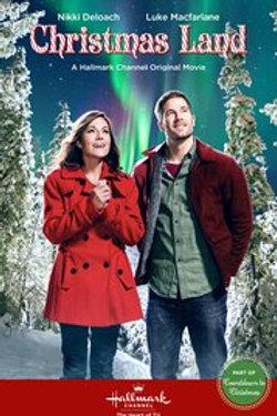 Christmas Land (2015) DVD