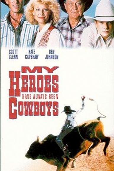 My Heroes Have Always Been Cowboys (1991) DVD