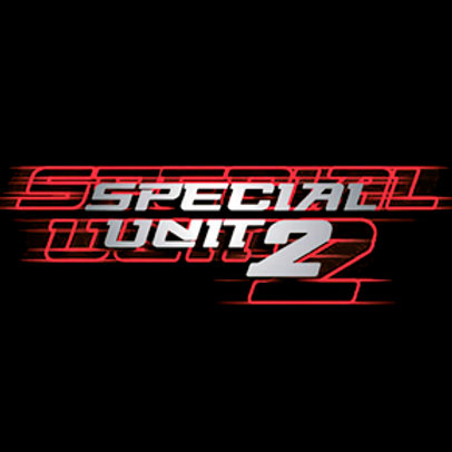 Special Unit 2 Complete Series on 5 DVD's