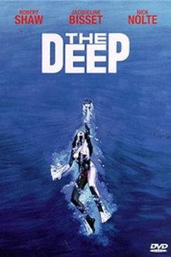 The Deep 1977 Extended Cut DVD