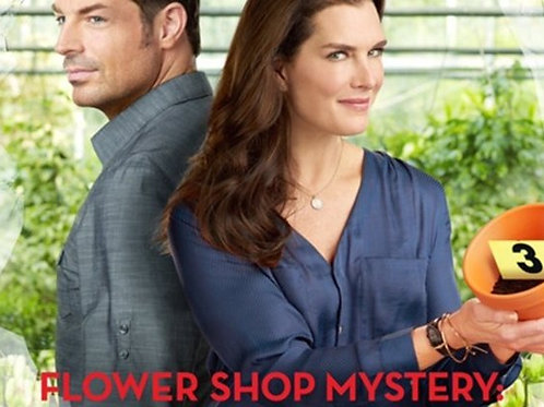 Flower Shop Mysteries DVD Complete Series