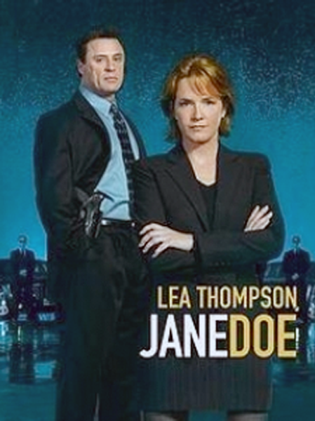 Jane Doe Mystery Complete Series DVD