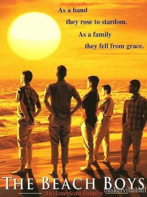 The Beach Boys An American Family DVD
