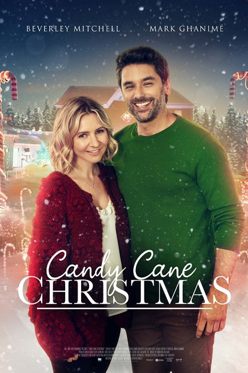 Candy Cane Christmas DVD