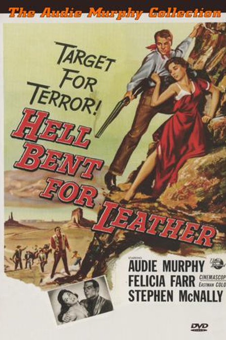 Hell Bent For Leather 1960 DVD