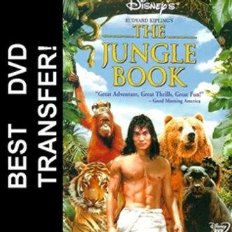 The Jungle Book 1994 DVD
