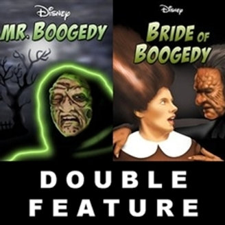 Mr and Bride of Boogedy DVD 1986 1987 Kristy Swanson
