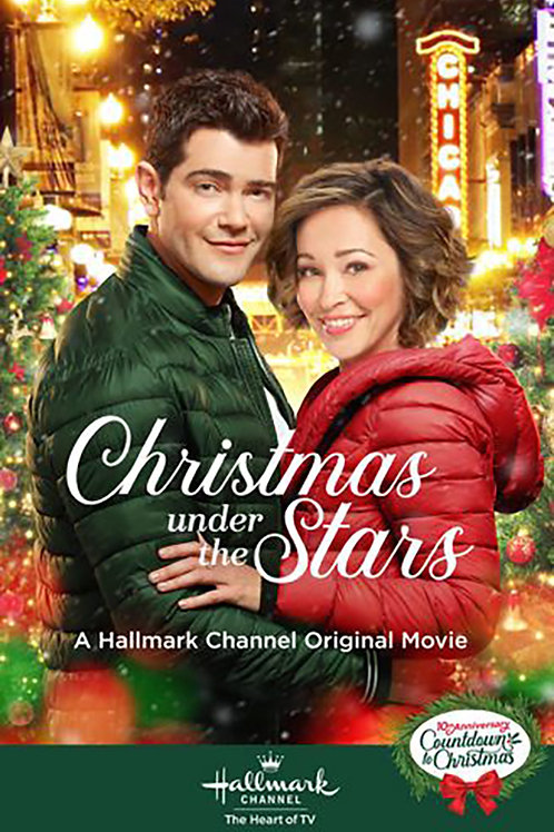 Christmas Under the Stars DVD