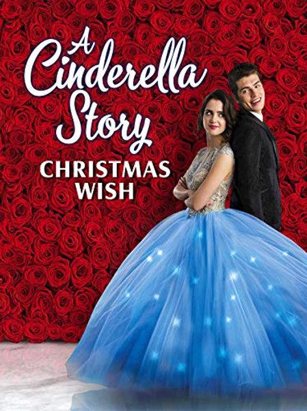 A Cinderella Story: A Christmas Wish DVD