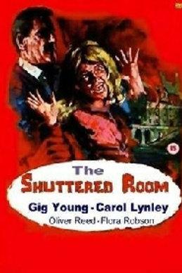 The Shuttered Room 1967 DVD