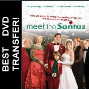 Meet The Santas (2005) DVD