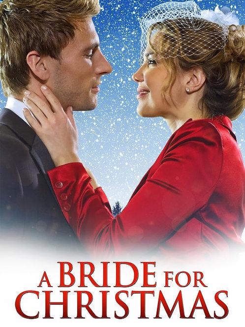 A Bride for Christmas 2012 DVD