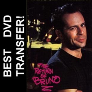 The Return Of Bruno DVD 1987 Bruce Willis