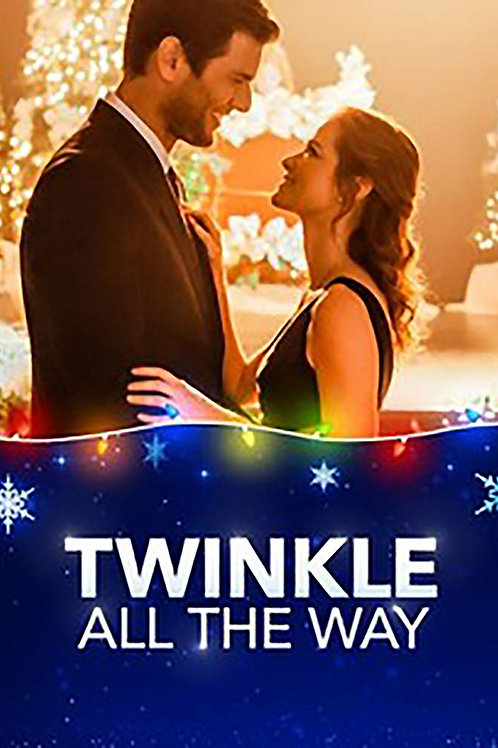 Twinkle all the Way (2019) DVD