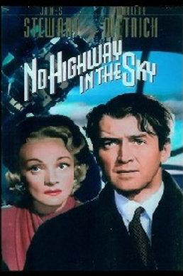 No Highway In The Sky 1951 B&W DVD