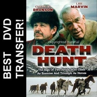 Death Hunt DVD 1981