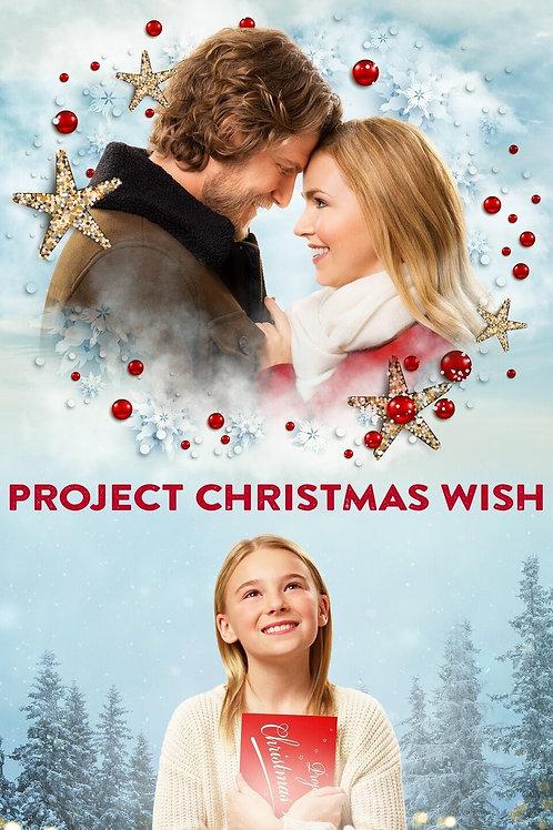 Project Christmas Wish DVD