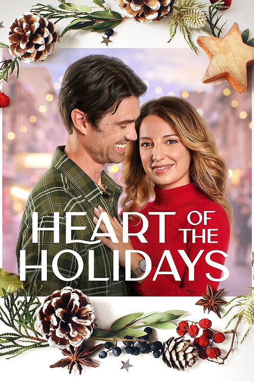 Heart of the Holidays DVD