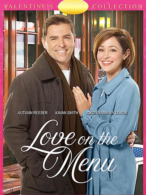 Love on the Menu (2019) DVD
