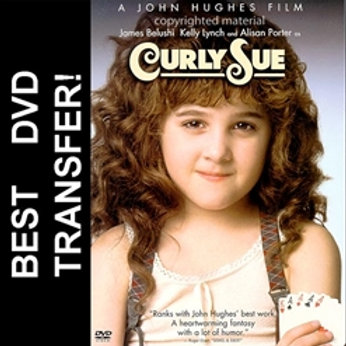 Curly Sue on DVD 1991 with James Belushi