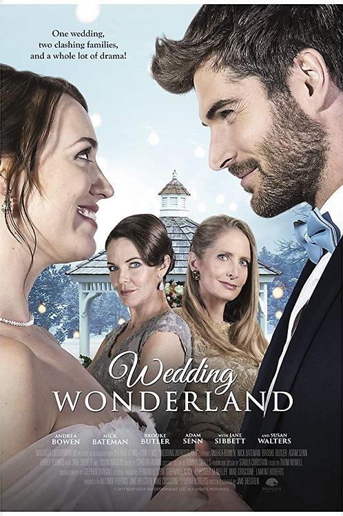 Wedding Wonderland (Winter Wedding) 2017 DVD