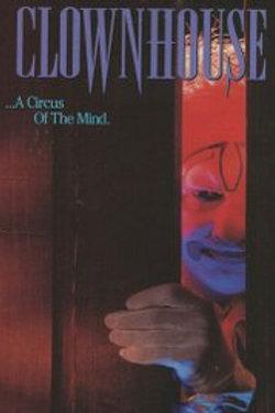 Clownhouse 1989 DVD