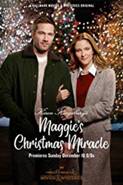 Maggie's Christmas Miracle DVD