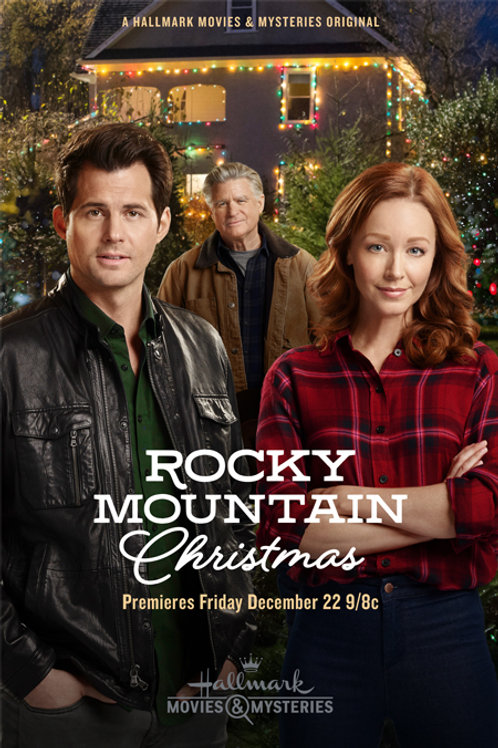 Rocky Mountain Christmas 2017 DVD