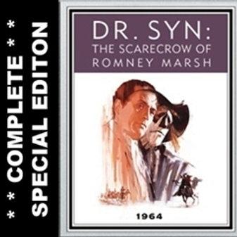 Dr. Syn Alias The Scarecrow 1964 DVD Patrick McGoohan