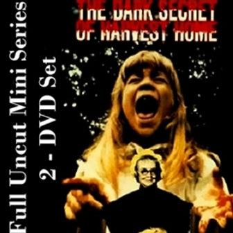 The Dark Secret Of Harvest Home DVD 1978 Bette Davis
