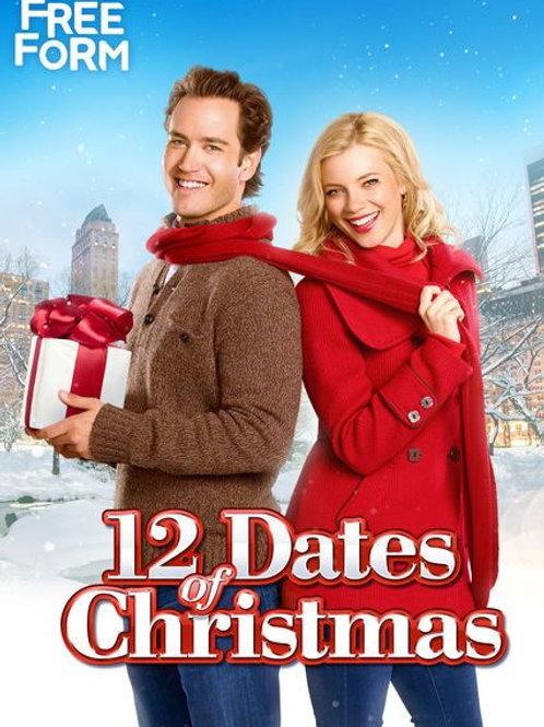12 Dates Of Christmas 2011 DVD