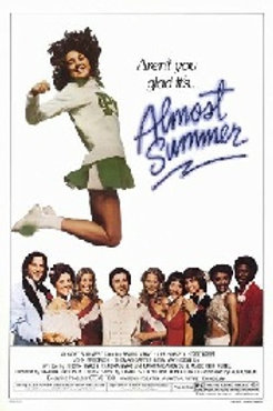 Almost Summer 1978 DVD