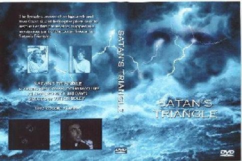 Satan's Triangle DVD
