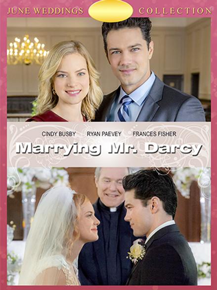 Marrying Mr. Darcy (2018) DVD