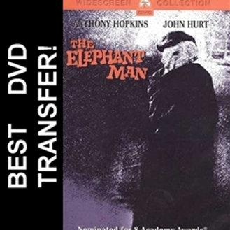 The Elephant Man DVD 1980
