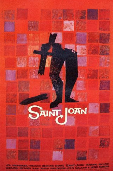 Saint Joan 1957 DVD