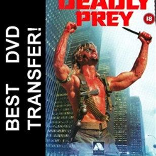Deadly Prey DVD 1987