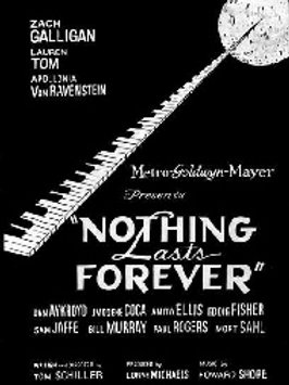 Nothing Lasts Forever (1984) DVD