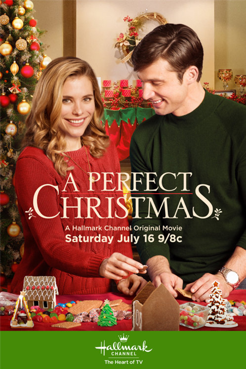 A Perfect Christmas 2016 DVD