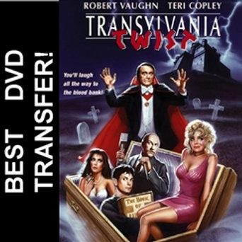 Transylvania Twist DVD 1989