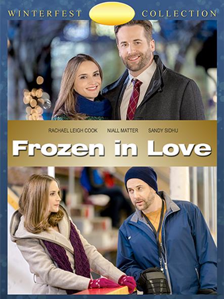 Frozen in Love (2018) DVD