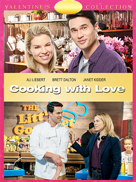 Cooking with Love (2018) DVD