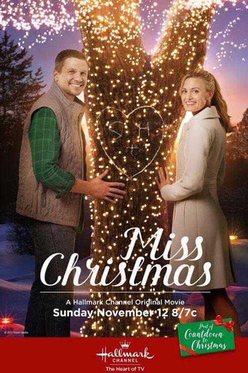Miss Christmas 2017 DVD