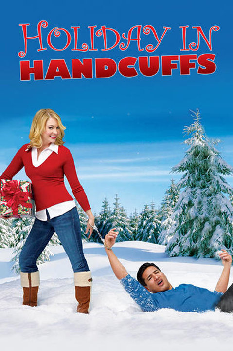 Holiday in Handcuffs 2007 DVD