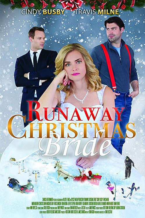 Runaway Christmas Bride 2017 DVD